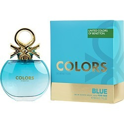 COLORS DE BENETTON BLUE by Benetton EDT SPRAY 2.7 OZ for WOMEN found on Bargain Bro Philippines from fragrancenet.com for $22.99