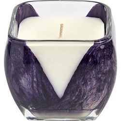 STORM CASCADE CANDLE THE INSIDE OF THIS 4 inch GLASS CANDLE IS PAINTED WITH WAX TO CREATE SWIRLS OF GOLD AND RICH HUES. CANDLE IS FILLED WITH A TRANSLUCENT WAX AND SCENTED WITH FRAGILE VANILLA CREAM, & WHITE FLOWER BLOSSOMS. BURNS APPROX. 40 HRS for UNISEX found on Bargain Bro India from fragrancenet.com for $29.99