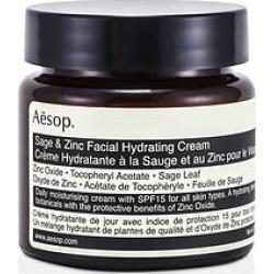 Aesop by Aesop Sage & Zinc Facial Hydrating Cream SPF15 -/2.45OZ for WOMEN