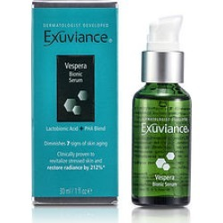 Exuviance by Exuviance Vespera Bionic Serum -/1OZ for WOMEN found on Bargain Bro Philippines from fragrancenet.com for $109.99