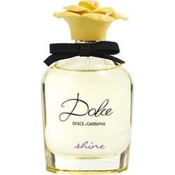 DOLCE SHINE by Dolce & Gabbana EAU DE PARFUM SPRAY 2.5 OZ *TESTER for WOMEN found on Bargain Bro from fragrancenet.com for USD $65.35