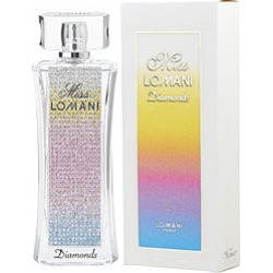 MISS LOMANI DIAMONDS by Lomani EAU DE PARFUM SPRAY 3.3 OZ for WOMEN found on Bargain Bro Philippines from fragrancenet.com for $22.99
