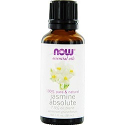 ESSENTIAL OILS NOW by NOW Essential Oils JASMINE ABSOLUTE BLEND OIL 1 OZ for UNISEX