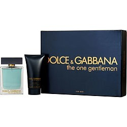 THE ONE GENTLEMAN by Dolce & Gabbana SET-EDT SPRAY 3.3 OZ & AFTERSHAVE BALM 2.5 OZ for MEN found on Bargain Bro from fragrancenet.com for USD $109.43