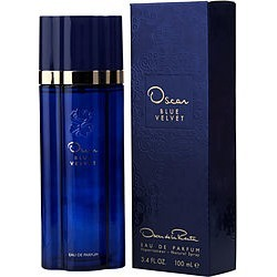 OSCAR BLUE VELVET by Oscar de la Renta EAU DE PARFUM SPRAY 3.4 OZ for WOMEN