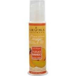 OMEGA X MANGO BUTTER AROMATHERAPY by Omega X WHIPPED CREAM TUBE 5 OZ - A COMPLEX BLEND OF NATURALLY FRAGRANT AROMATHERAPY, VITAMIN, EXOTIC VEGETABLE AND BOTANICAL OILS TO IMPROVE THE HEALTH OF THE SKIN for UNISEX