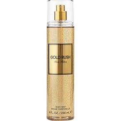 PARIS HILTON GOLD RUSH by Paris Hilton BODY MIST 8 OZ for WOMEN found on Bargain Bro from fragrancenet.com for USD $11.39