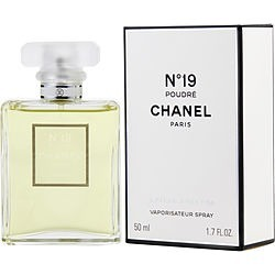 CHANEL NO. 19 POUDRE by Chanel EAU DE PARFUM SPRAY 1.7 OZ for WOMEN found on Bargain Bro Philippines from fragrancenet.com for $154.99
