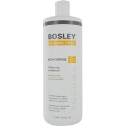 BOSLEY by Bosley BOS DEFENSE VOLUMIZING CONDITIONER COLOR TREATED HAIR 33.8 OZ for UNISEX