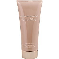 EXTRAORDINARY by Oscar de la Renta BODY LOTION 6.7 OZ for WOMEN