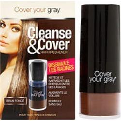 IRENE GARI by Irene Gari COVER YOUR GREY CLEANSE & COVER HAIR REFRESHENER - DARK BROWN for WOMEN found on Bargain Bro India from fragrancenet.com for $16.99