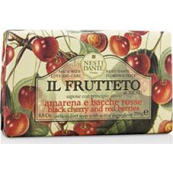 Nesti Dante by Nesti Dante Il Frutteto Antioxidant Soap - Black Cherry & Red Berries -/8.8OZ for WOMEN