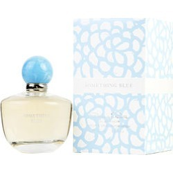 OSCAR DE LA RENTA SOMETHING BLUE by Oscar de la Renta EAU DE PARFUM SPRAY 3.4 OZ for WOMEN