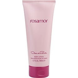 ROSAMOR by Oscar de la Renta BODY LOTION 6.7 OZ for WOMEN