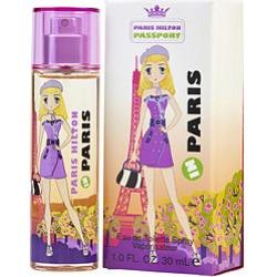 PARIS HILTON PASSPORT PARIS by Paris Hilton EDT SPRAY 1 OZ for WOMEN found on Bargain Bro from fragrancenet.com for USD $8.35