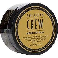 AMERICAN CREW by American Crew MOLDING CLAY 3 OZ for MEN found on Bargain Bro India from fragrancenet.com for $14.99