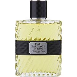 EAU SAUVAGE PARFUM by Christian Dior EAU DE PARFUM SPRAY 3.4 OZ (NEW PACKAGING) *TESTER for MEN
