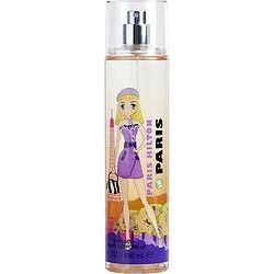 PARIS HILTON PASSPORT PARIS by Paris Hilton BODY MIST 8 OZ for WOMEN found on Bargain Bro from fragrancenet.com for USD $11.39