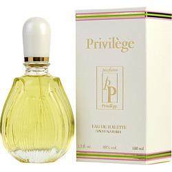 PRIVILEGE by Privilege EDT SPRAY 3.3 OZ for WOMEN