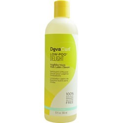 DEVA by Deva Concepts CURL LOW POO DELIGHT WEIGHTLESS WAVES MILD LATHER CLEANSER 12 OZ (PACKAGING MAY VARY) for UNISEX found on Bargain Bro India from fragrancenet.com for $22.99