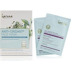 Karuna by Karuna Anti-Oxidant+ Face Mask -4sheets for WOMEN found on Bargain Bro Philippines from fragrancenet.com for $43.99