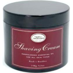 The Art Of Shaving by The Art Of Shaving Shaving Cream - Sandalwood Essential Oil ( For All Skin Types )-/5OZ for MEN