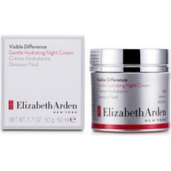 ELIZABETH ARDEN by Elizabeth Arden Visible Difference Gentle Hydrating Night Cream (Dry Skin) -/1.7OZ for WOMEN
