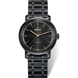 Pre-Owned Rado DiaMaster men's automatic black ceramic watch found on Bargain Bro UK from Fraser Hart