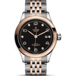 Tudor 1926 Diamond Black Dial 28mm Unisex Watch found on MODAPINS from Fraser Hart for USD $3013.21