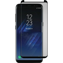 Samsung  Galaxy  S8+  $250  Insured  Curved  2.0  Tempered  Glass  Screen  Protector