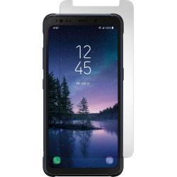 Samsung  Galaxy  S8  Active  $250  Insured  Tempered  Glass  Screen  Protector