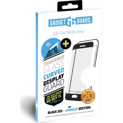 Samsung  Galaxy  S8+  Insured  Curved  2.0  Tempered  Glass  Screen  Protector