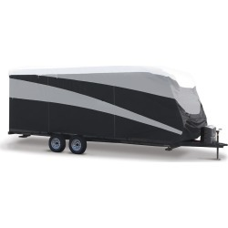 """Camco Ultra Shield Cover, Travel Trailer, 31'7"""" to 34'"""