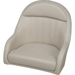 Toonmate Designer Pontoon Bucket-Style Helm Seat found on Bargain Bro Philippines from Gander Mountain for $246.99