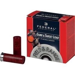 "Federal Premium Game & Target Loads, 12-ga, 2-3/4"", 1-1/4 oz, #7"