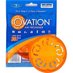 Ovation Air Freshener, Citrus found on Bargain Bro from Gander Mountain for USD $1.51