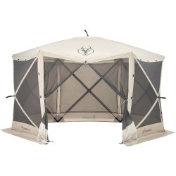 Gazelle 6 Sided Portable Gazebo found on MODAPINS from Gander Mountain for USD $229.99