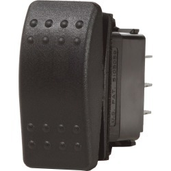 Blue Sea Systems Contura II Switch, SPST OFF-(ON)