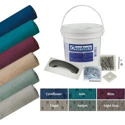 Overton's Blockade Carpet Kit, 8.5'W x 25'L