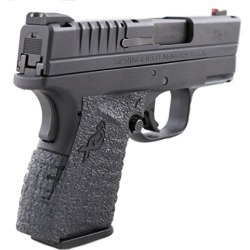 TALON Grips Adhesive Pistol Grips for Springfield XD-S 9mm/.40/.45, Large BS