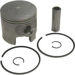 Sierra Piston Kit For Mercury Marine Engine, Sierra Part #18-4641