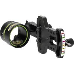 "HHA Sports Optimizer Lite 5519 Sight with Rheostat, .019"" pins, RH"