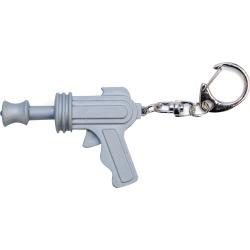 Kikkerland Space Gun LED Key Ring
