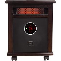 Heat Storm Logan Deluxe Portable Infrared Quartz Heater