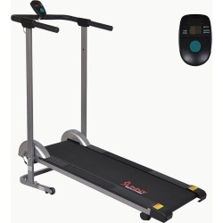 Folding Manual Walking Treadmill