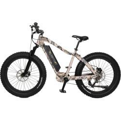 QuietKat Apex 1000-Watt Electric Mountain Bike 19