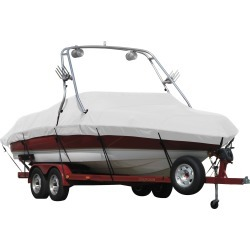 Sharkskin Boat Cover For Malibu 20 Response Lx W/Swoop Tower Covers Platform found on Bargain Bro India from Gander Mountain for $446.99