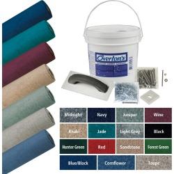 Overton's Daystar Carpet Kit, 8.5'W x 30'L