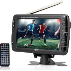Portable Widescreen LCD TV, 7