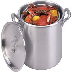 King Kooker Aluminum Pot, 32 Qt.